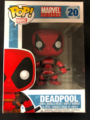 Funko Pop! Deadpool  #20