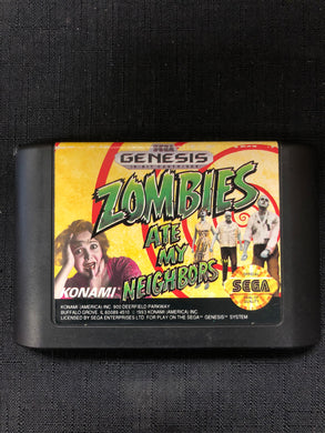Genesis: Zombies Ate My Neighbors