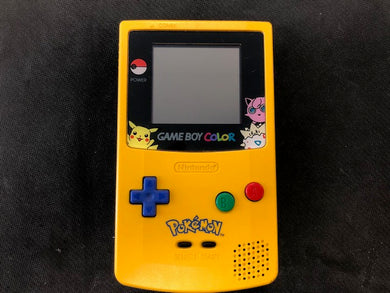 Pokemon Edition Game Boy Color