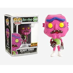 Funko Pop! Scary Terry #344