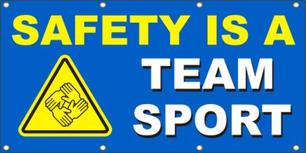 A147 Safety is a Team Sport