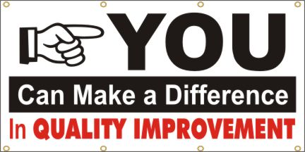 A163 You Can Make a Difference in Quality Improvement