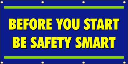 A178 Before You Start, Be Safety Smart