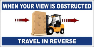 A239  When Your View is Obstructed, Travel in Reverse