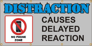 A245 Cell Phone Distraction Causes Delayed Reaction
