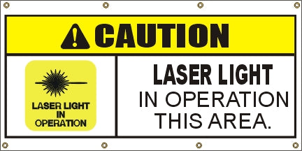 A301 CAUTION - Laser Light