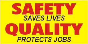A32 Safety Saves Lives, Quality Protects Jobs
