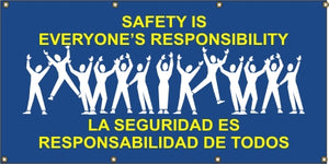 A592 Safety Is Everyone's Responsibility - Spanish