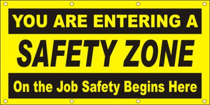 A69 You Are Entering a Safety Zone