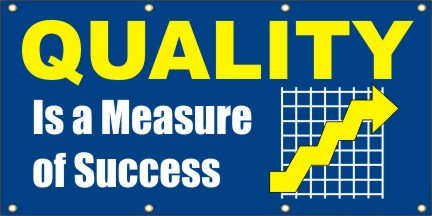 A71 Quality is a Measure of Success