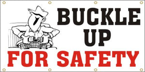 A90 Buckle Up for Safety
