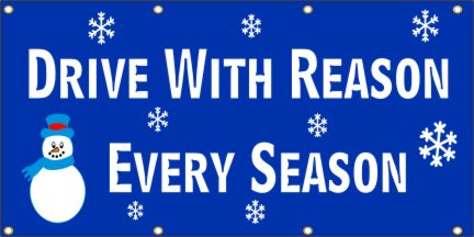 A97 Drive With Reason Every Season