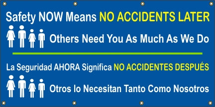 A553 Safety Now Means No Accidents Later (Spanish)