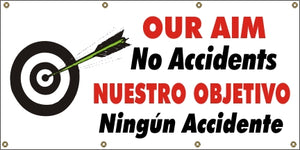 A505 Our Aim No Accidents (Spanish)