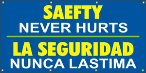 A506  Safety Never Hurts (Spanish)