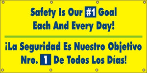 A519 Safety is Our #1 Goal (Spanish)