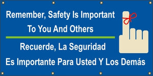 A520 Remember Safety Is Important to You and Others (Spanish)