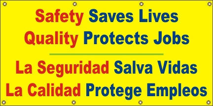 A532  Safety Saves Lives, Quality Protects Jobs (Spanish)
