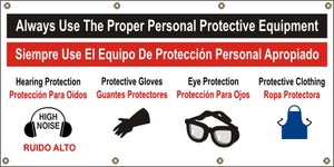 A538 Always Use the Proper PPE (Spanish)