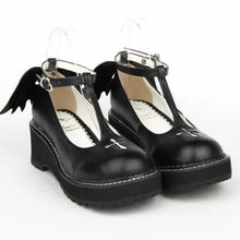 """WINGED CROSS"" SHOES"