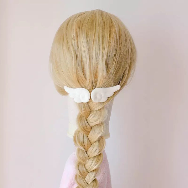 """ANGEL WINGS"" HAIR CLIP"