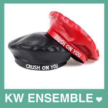 """CRUSH ON YOU"" BERET"