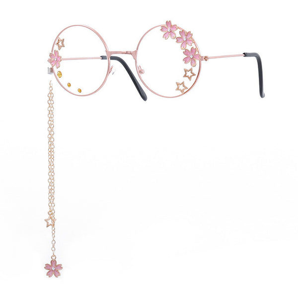 """SAKURA PENDANT"" GLASSES"