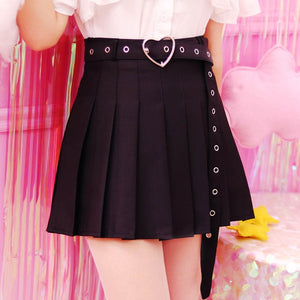 """HEART BELT"" SKIRT"