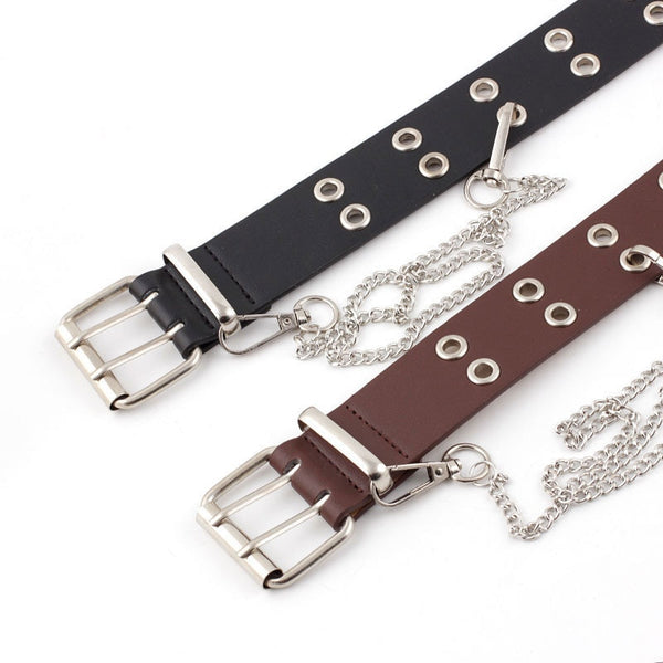 """PIN BUCKLE"" BELT"