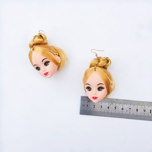 """DOLL FACED"" EARRINGS"