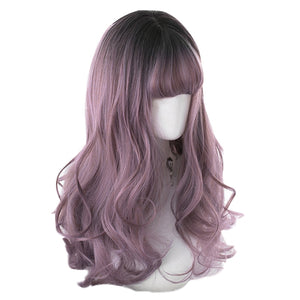 """VIOLET SHADOW"" WAVEY WIG"