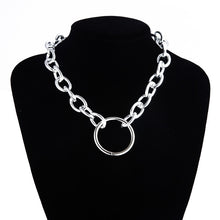 """CHUNKY CHAIN"" NECKLACE"
