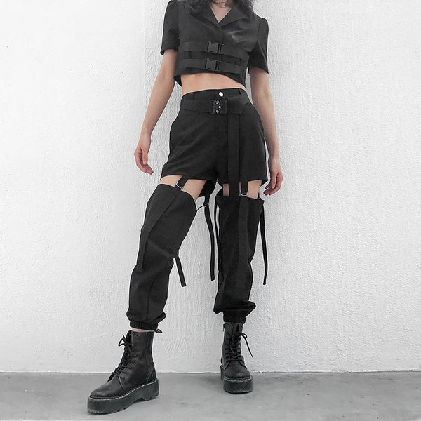 """HOLLOW"" TROUSERS"