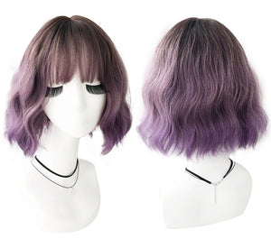 """MIKI"" OMBRE WAVEY WIG"