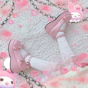 """SNEAKY ANGEL"" SHOES"