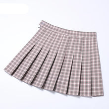 """CHIC PLAID"" SKIRT"