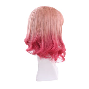 """ROSE GRADIENT"" WAVEY WIG"
