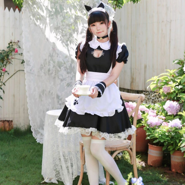 """KITTY"" MAID COSTUME"