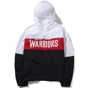 """WARRIORS"" WINDBREAKER"