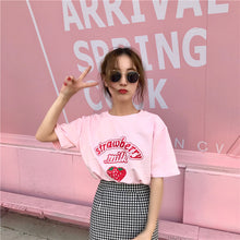 """STRAWBERRY MILK"" T-SHIRT"
