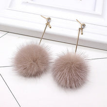 """POMPOM"" EARRINGS"