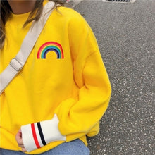 """BE HAPPY"" SWEATSHIRT"