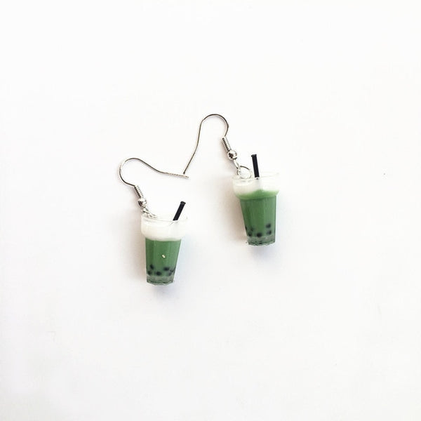 """BOBA"" EARRINGS"