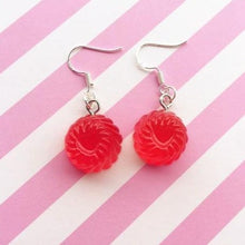 """GUMDROP"" EARRINGS"