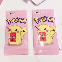 """PIKACHU POCKY"" PHONE CASE"