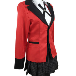 """KAKEGURUI"" DEAL WITH THE DEVIL COSPLAY"