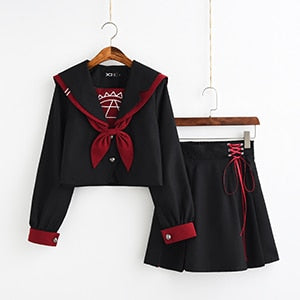 """BLACK MAGIC"" SCHOOL UNIFORM"