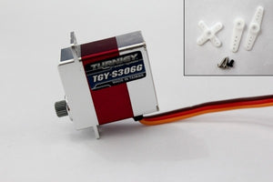 TGY-306G Ultra Fast/High Torque MG Digital Alloy Cased Servo