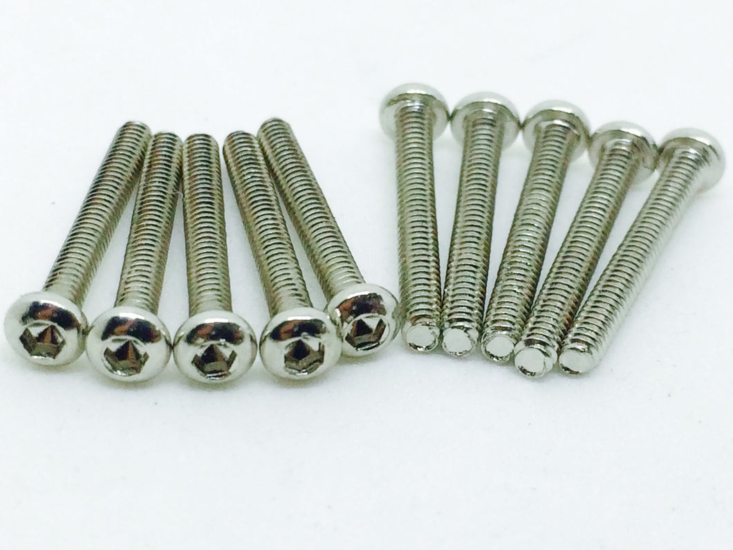 M2x16 Hex Screws