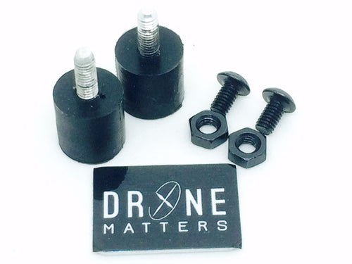 DM Male/Female Silicone Bobbins